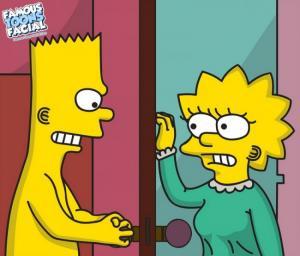 Bart fucks Lisa in her room 01 BurnButt
