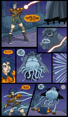 Kylie vs Ghost - 01 BurnButt