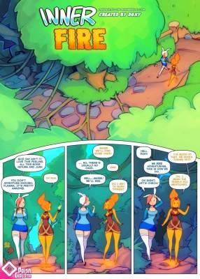 MisAdventure Time - Inner Fire - 01 BurnButt