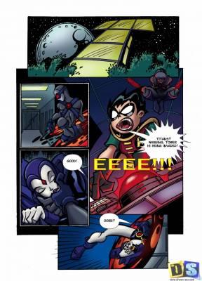 The Evil Raven - 01 BurnButt
