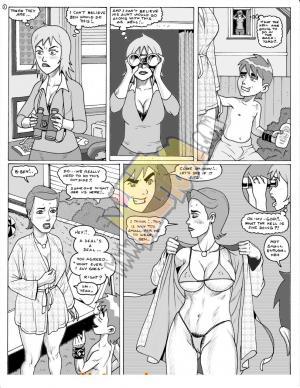 Ben 10 Inches - page01 BurnButt
