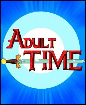 Adult Time - 00_Cover BurnButt