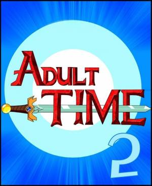adult time 2 - 00_Cover BurnButt