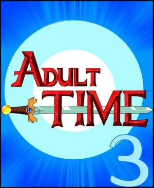 adult time 3 - 00_Cover BurnButt