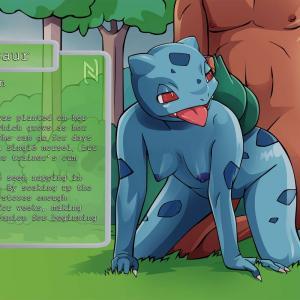 001 Bulbasaur BurnButt