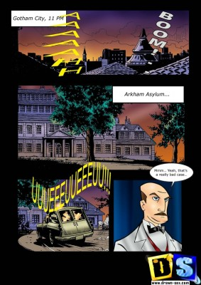 Catwoman Is Here - b001 BurnButt