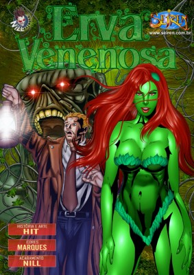 Erva Venenosa-00_Cover BurnButt