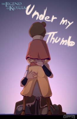 Under My Thumb-01 BurnButt