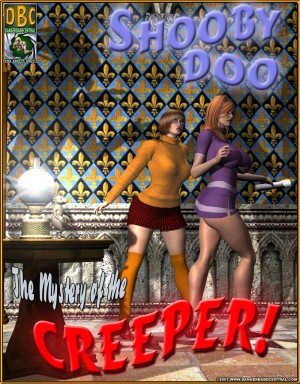 The Mystery of the CREEPER! - 00_Cover BurnButt