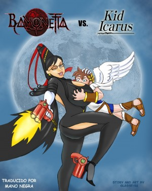 Bayonetta vs. Kid Icarus (ESP) - 00 BurnButt