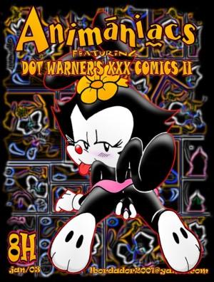 Dot Warner's 2 - 00 COVER BurnButt