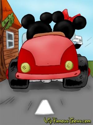 Mickey And Minnie (PC) - 01 BurnButt