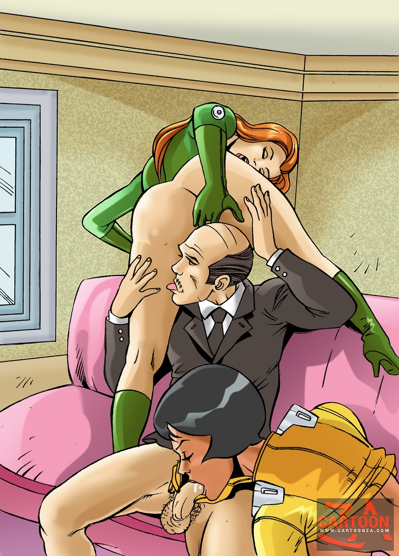 Totally Spies Can Not Live Without Men - 010 Totally Spies,  xxx porn rule34