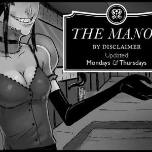 troll_comic_00 Cover_manor BurnButt