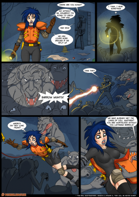 Extreme Ghostbusters - 01 BurnButt