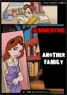 Another Fam #03 - Summertime - 00 BurnButt