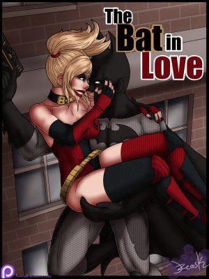 The Bat in Love  - 00 Cover BurnButt