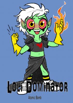 Loli Dominator (ESP) - page00 BurnButt
