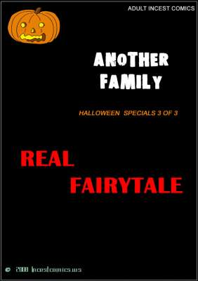 Another Fam #13.3 - Halloween Specials 3 of 3 - Real Fairytale - 00 Cover BurnButt