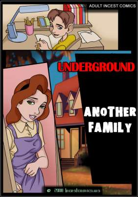 Another Fam #14 - Underground - 00 Cover BurnButt