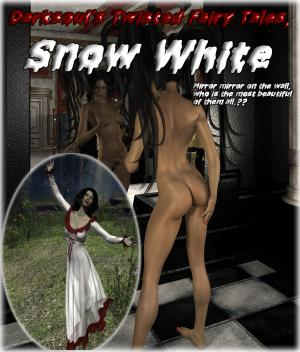 Twisted Fairy Tales - Snow White - page00 Cover BurnButt