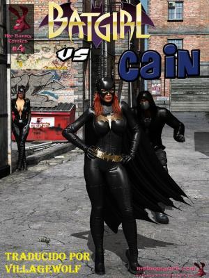 Batgirl vs Cain (Spanish) - page00 Cover BurnButt