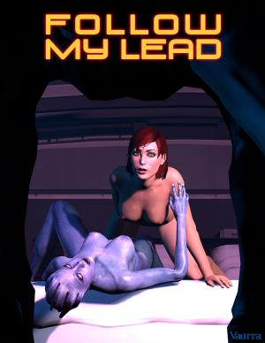Follow My Lead - page00 Cover BurnButt