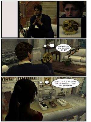 Negotiation - page01 BurnButt