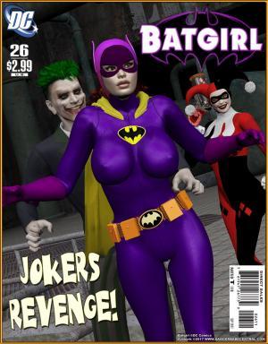 Batgirl - Joker_s Revenge - 000 Cover BurnButt
