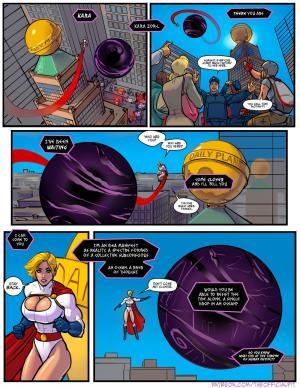 Power Girl - page01 BurnButt