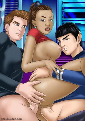 [Tom] - Star-Trek-1 BurnButt