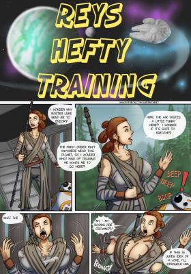 Reys Hefty Training - page00 Cover BurnButt