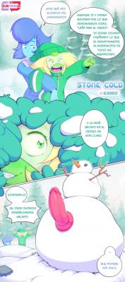 Stone Cold (Spanish) - page01 BurnButt