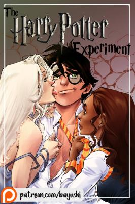 The Harry Potter Experiment (English) - page00 Cover BurnButt