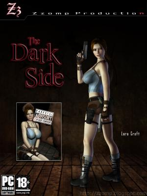 The Dark Side - page00 Cover BurnButt