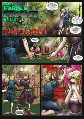 Another Fable of Fright - Hansel and Gretel - p01 BurnButt
