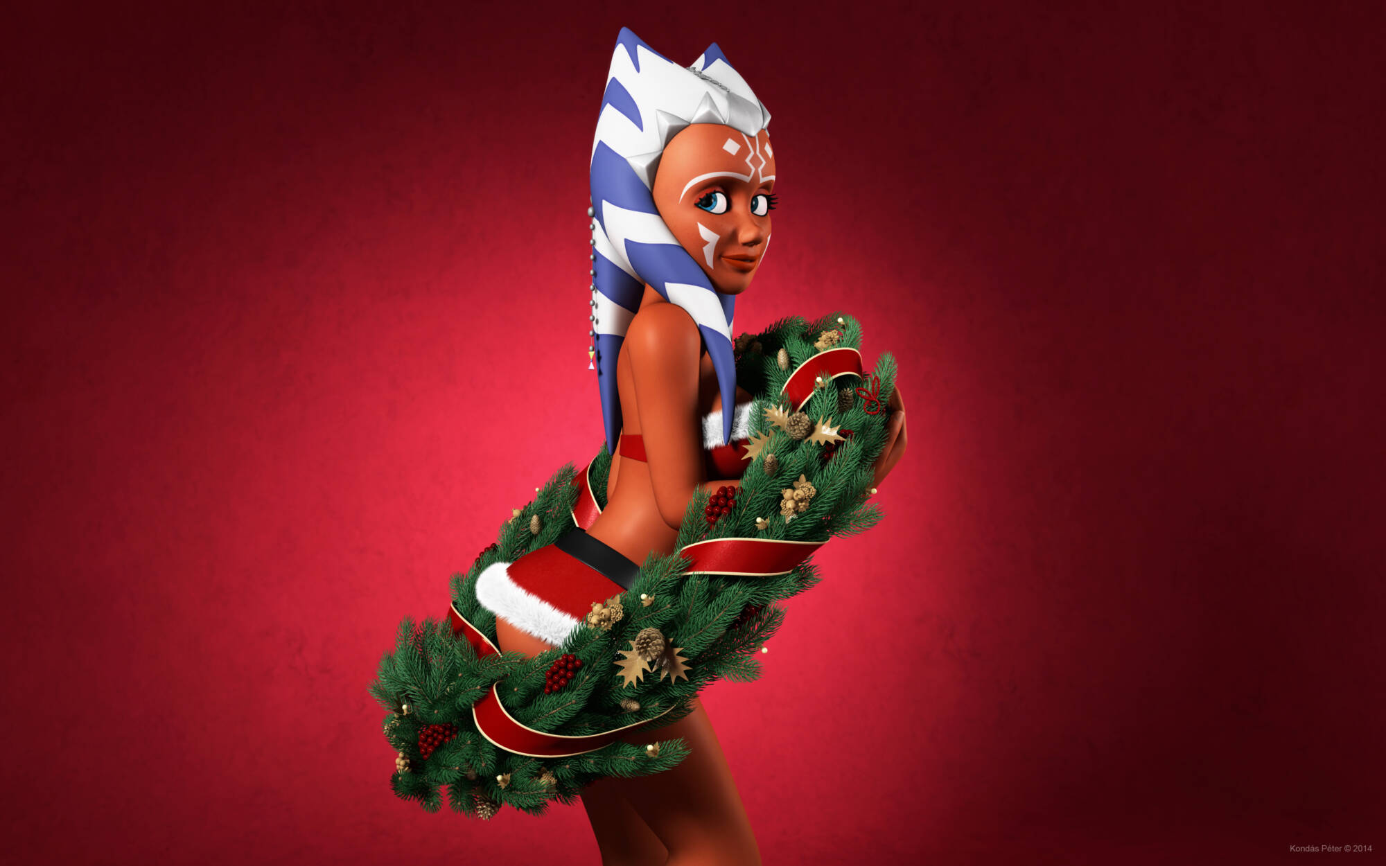 01 Merry Christmas A Fox's Tale,Planet 51,Smurfs,Star Wars,Tangled,  xxx porn rule34