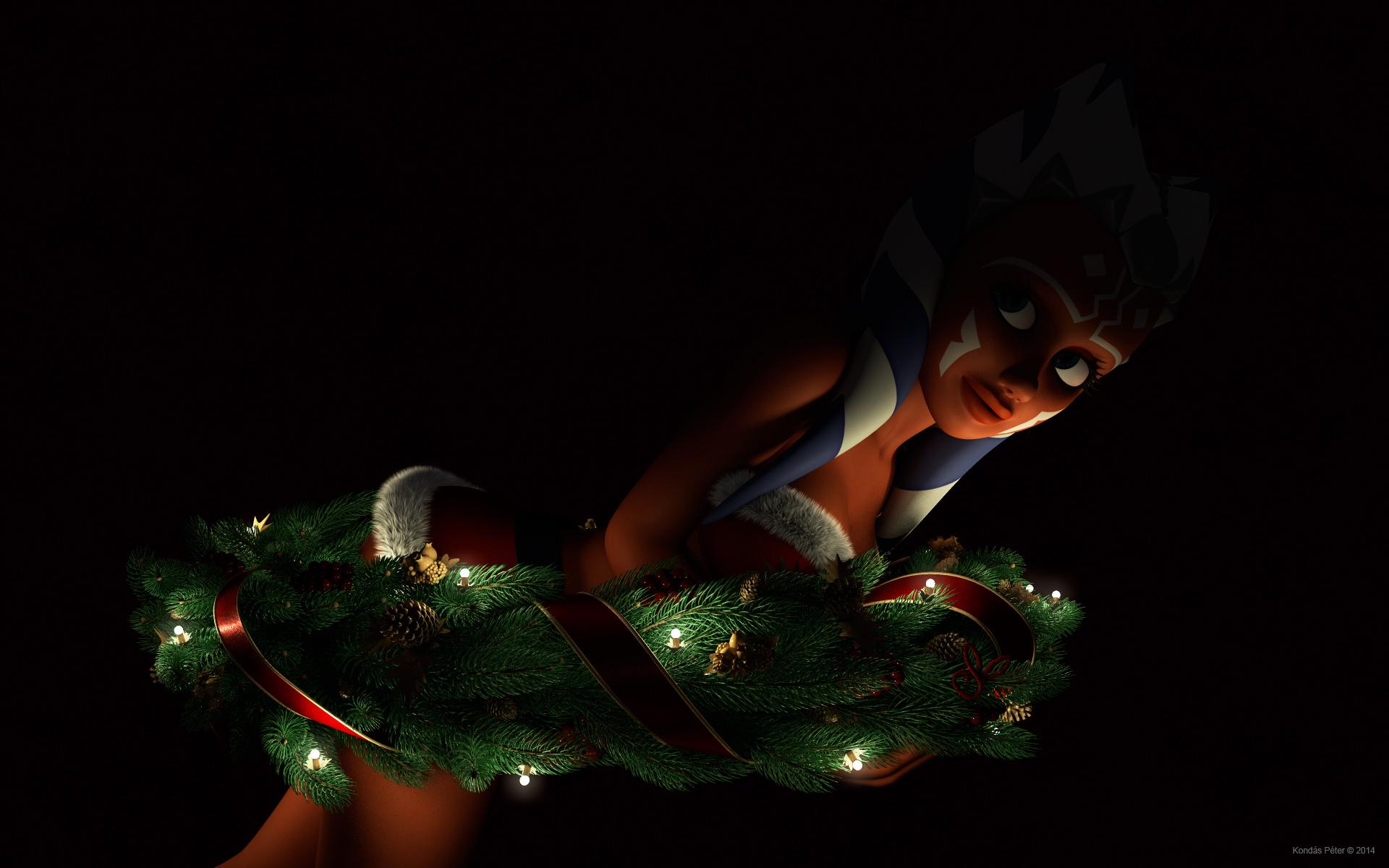 Christmas - 04 Christmas A Fox's Tale,Planet 51,Smurfs,Star Wars,Tangled,  xxx porn rule34