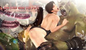 Mai Shiranui - Harvest Night (English) - page00 Cover BurnButt