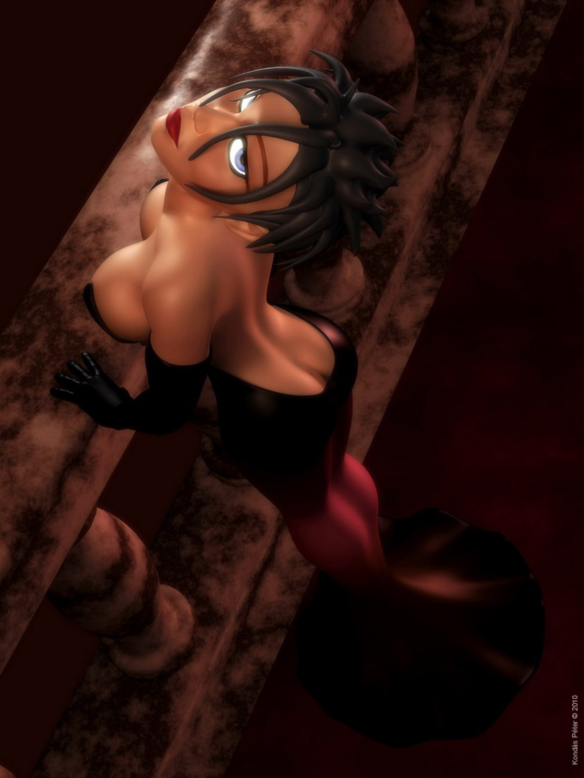 Arcadonna - Page01 Sexy Woman A Fox's Tale,  xxx porn rule34