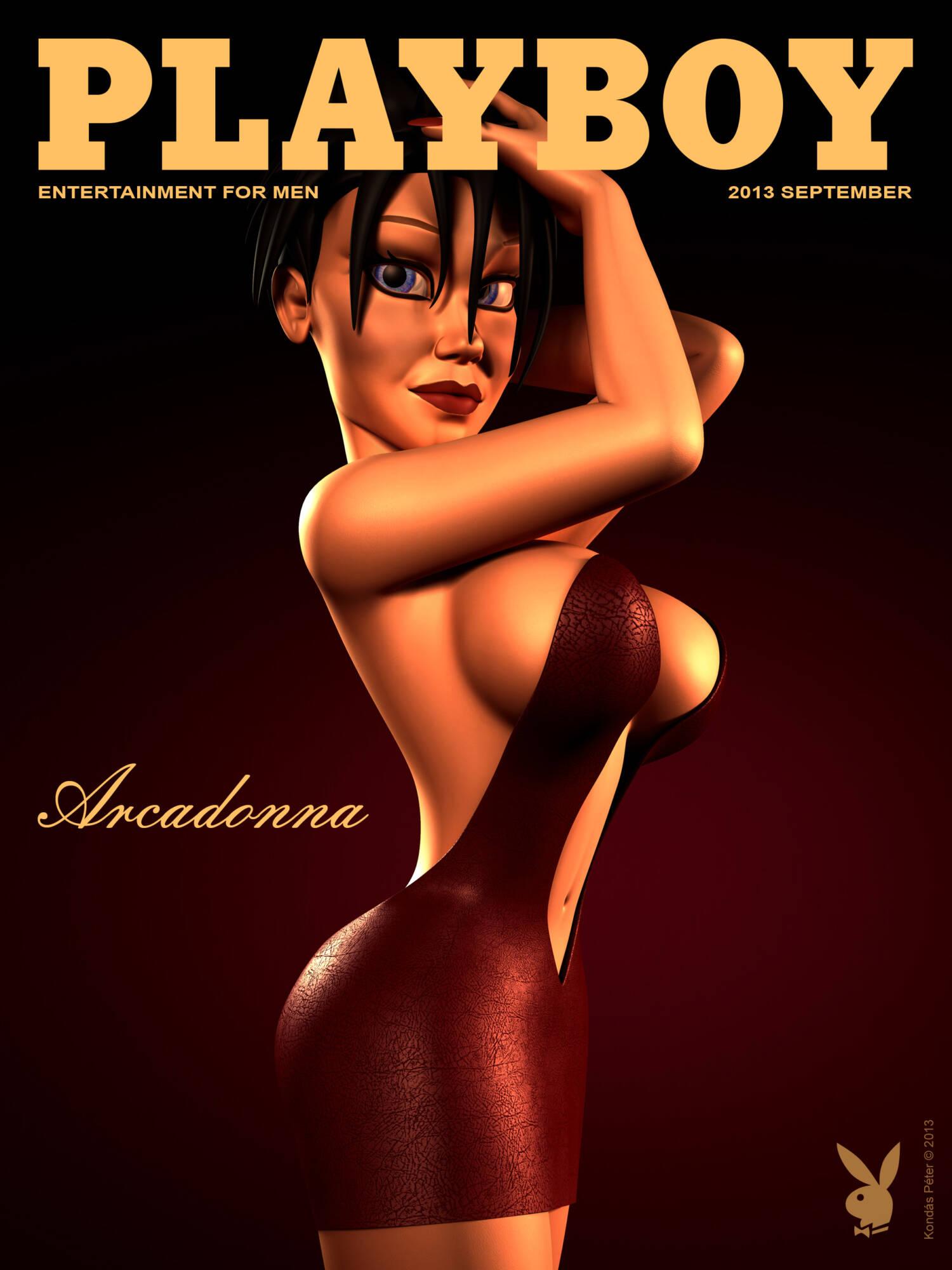 Arcadonna - Page08 Arcadonna On Playboy Cover A Fox's Tale,  xxx porn rule34