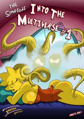 Into the Multiverse #1 (Russian) - page00 BurnButt
