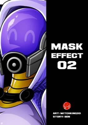 Mask Effect part2 - page00 Cover BurnButt