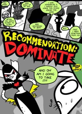 Recommendation DOMINATE - page01 BurnButt