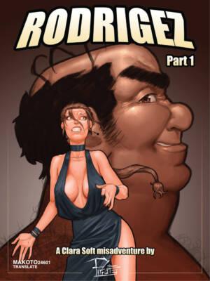 Clara Soft - Rodrigues Part One (Thai) - page00 Cover BurnButt