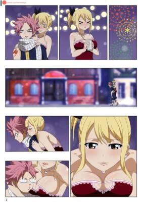 Fairy Tail Doujin - page01 BurnButt