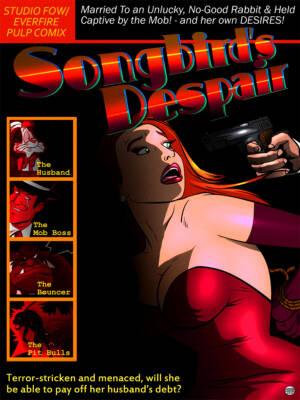 Songbirds Despair - page00 Cover BurnButt