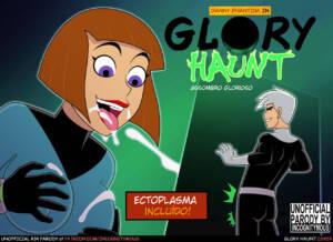 Glory Haunt (Portuguese) - page00 Cover BurnButt