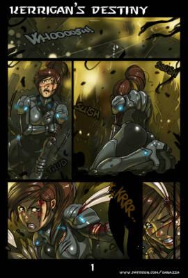 Kerrigans Destiny - page01 BurnButt