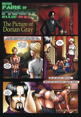 The Picture of Dorian Gray part.1 - page01 BurnButt
